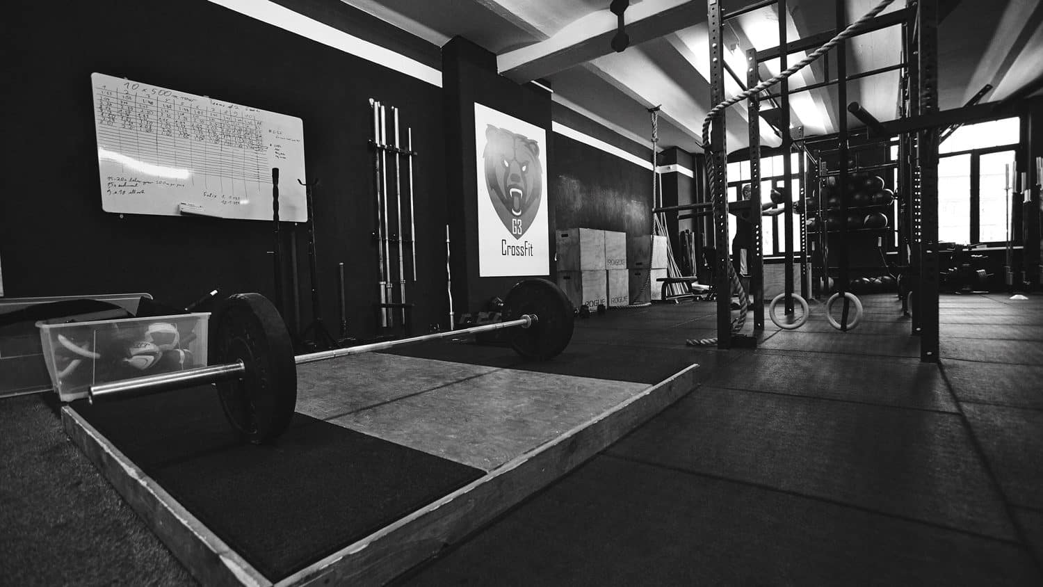CrossFit Equipment - Barbell, Langhantel